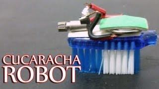 getlinkyoutube.com-Como hacer una cucaracha robot - Les presento a Santafecoronda