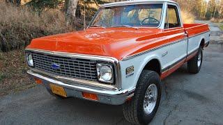 getlinkyoutube.com-1972 Chevrolet K20 Super Cheyenne RestoMod 6.0L LQ4 LS Swap