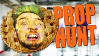 PIE IN THE FACE | Gmod: Prop Hunt (Funny Moments)