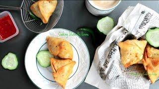 getlinkyoutube.com-Bangladeshi Style Shingara/Singara||How To Make Shingara/Singara