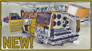 GTA 5 Lowrider DLC Update 1.30 - Moonbeam Customização Full.(GTA 5 Benny's Original Motorworks)
