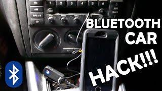 getlinkyoutube.com-Bluetooth Car Hack! - How To Make Any Old Car Bluetooth!!