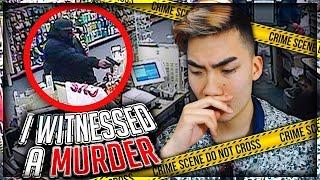 getlinkyoutube.com-I WITNESSED A MURDER AND VLOGGED IT