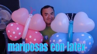 getlinkyoutube.com-mariposas con globos chasty
