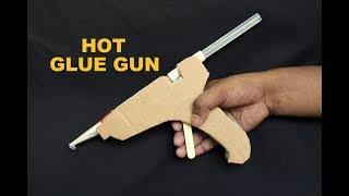 How to Make a Hot Glue Gun at Home DIY