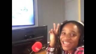 getlinkyoutube.com-Sheryl isako en direct de la radio Arabel