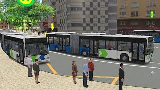 OMSI 2 - Mallorca Bus Line 1 Palma Port to the Airport Gameplay 4K