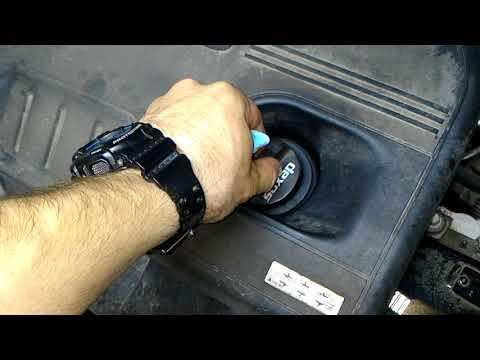 Замена электромагнитного клапана выпускного распредвала Опель Антара. Замена свечей зажигания.