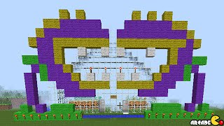 getlinkyoutube.com-Minecraft Plants Vs Zombies 2 Mod Chomper Crazy Dave's Lab! PVZ Mod