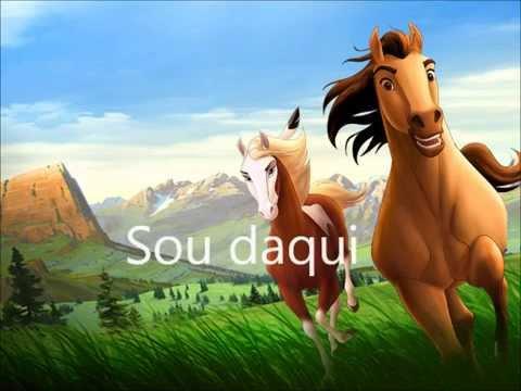 Todas as músicas de Spirit o corcel indomável em Português BR