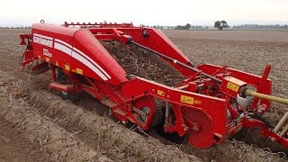 Grimme WR 200 windrower