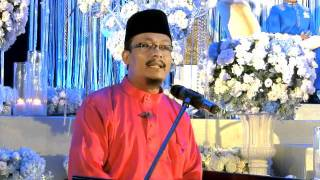 getlinkyoutube.com-Ustaz Kazim Elias Wedding Special.mp4