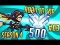 Double rounds - A Mercys Road to Top 500 - Episode 03 Dorado