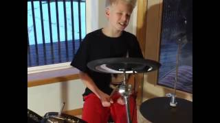 Uptown Funk - Carson Lueders - Cover