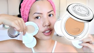 BRAND NEW | IT COSMETICS FULL COVERAGE SERUM | CONFIDENCE IN A COMPACT