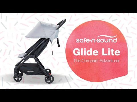 Safe-n-Sound Glide Lite Stroller