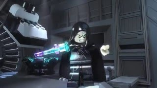 getlinkyoutube.com-LEGO Star Wars | The Final Duel: Darth Vader VS Luke Skywalker