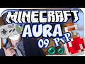 MINECRAFT: AURA PVP SPECIAL ☆ #09 - LIKE A BOSS! ☆ Let's Play Minecraft: Aura