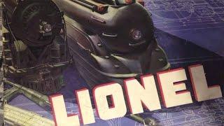 getlinkyoutube.com-Classic Lionel Trains – Streamline Steam Locos 1935-1942