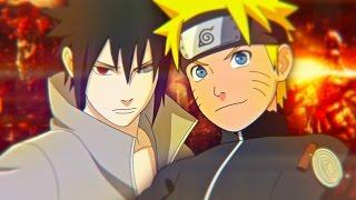 getlinkyoutube.com-Naruto VS. Sasuke [Batalha de Gigantes]