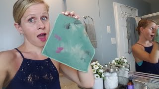 getlinkyoutube.com-MY FAVORITE MAKEUP REMOVAL CLOTHS--Norwex Makeup Removal Cloths