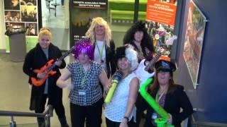 getlinkyoutube.com-Wardle Academy staff perform Queen