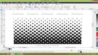 getlinkyoutube.com-Cara Membuat Efek Halftone dengan CorelDraw