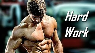 "getlinkyoutube.com-Aesthetics Natural Bodybuilding Motivation - ""HARD WORK"" 2015"