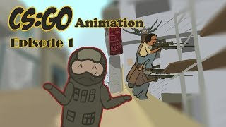 getlinkyoutube.com-CS:GO Animation Ep.1 Global VS Silver