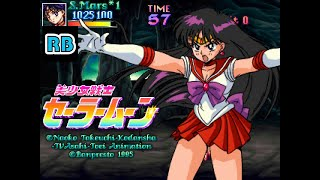 getlinkyoutube.com-1994 [60fps] Pretty Soldier Sailor Moon Mars Nomiss ALL