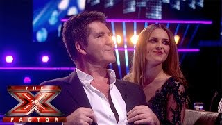 getlinkyoutube.com-How much does Simon really love Cheryl? | The Xtra Factor UK 2014