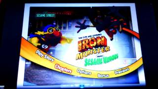 getlinkyoutube.com-Sesame Street-Iron Monster and Sesame Heroes