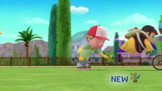 getlinkyoutube.com-Handy Manny and Special Agent OSO on Disney Junior!