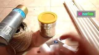 getlinkyoutube.com-DIY Arma un colgador para ropa con PVC| Pan comido ;)