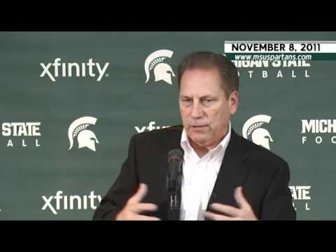 Tom Izzo Previews Quicken Loans Carrier Classic