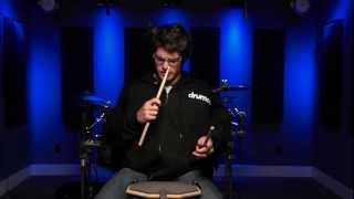 getlinkyoutube.com-Cobus   Best Drum Lesson Ever