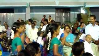 getlinkyoutube.com-Pravin's Marriage - Welcome dance (Ambattur)
