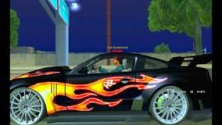 """Gta sa Most Wanted """"Car Mod download"""""""