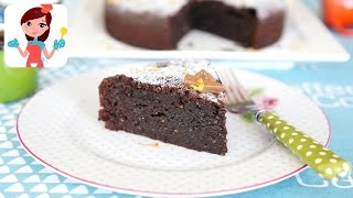 getlinkyoutube.com-Fındıklı Çikolatalı Fondan (Unsuz Kek) Tarifi - Kevserin Mutfağı Yemek Tarifleri