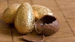 getlinkyoutube.com-How To Make Chocolate Easter Eggs