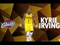 NBA- Kyrie Irving Mix- Swang
