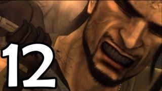 getlinkyoutube.com-Metal Gear Solid 4 - The Movie -12- Death Of An Immortal