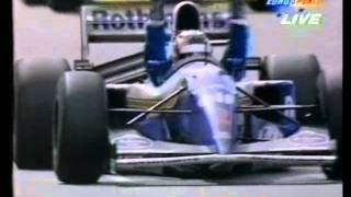 getlinkyoutube.com-F1 Adelaide 1994 - Nigel Mansell's last win