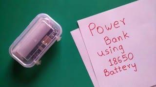 getlinkyoutube.com-Homemade DIY Power Bank (Detailed explanation)