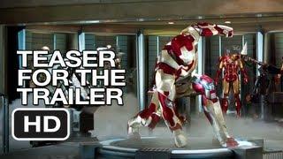 ตัวอย่างหนัง Iron Man 3 มาถึงแล้ว ล่าสุดวันนี้เอง