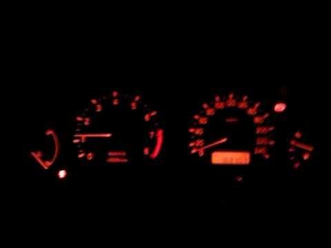 Запуск в мороз Rover 45 (бензин)