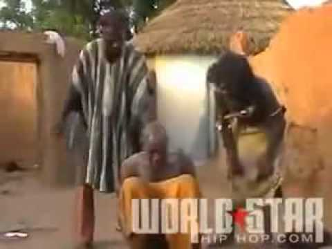 How To Cure Headaches! African Style   YouTube