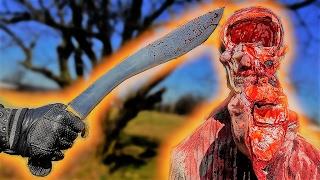 getlinkyoutube.com-This is CRAZY! KILLER KOPIS! Zombie Go Boom