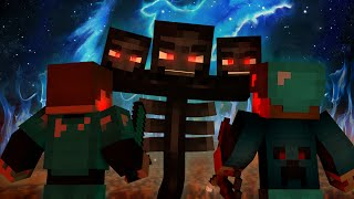 """getlinkyoutube.com-♫ """"Can Stop The Wither"""" - Minecraft Parody of Justin Timberlake - Can't Stop The Feeling"""