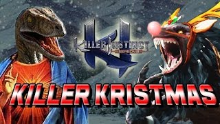 getlinkyoutube.com-A KILLER KRISTMAS - WEEK OF! Riptor: Killer Instinct Season 2 Pt. 3